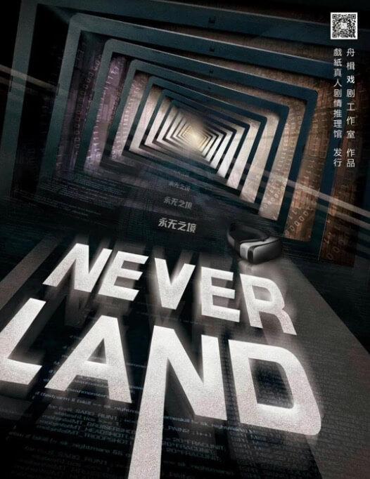 Neverland海报图